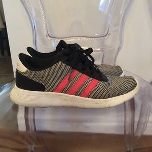 Adidas Girls Youth Size 4 Runners